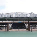 メットライフドーム改修工事トピックス㉒ ~完成した新メインゲートは、ボールパークの‶巨大な玄関〟~