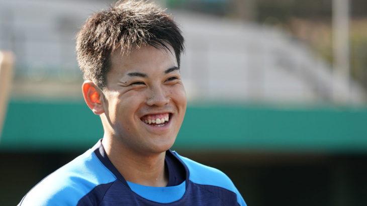 2021若獅子インタビューVol2 #66仲三河優太「練習以外の私生活からも野球に結び付ける」